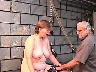 Young Babe Endures Harsh Treatment On Her Pussy And Wobblers
