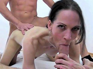 German Extrem Skinny Teen Threesome Amateur Mmf Nuvid