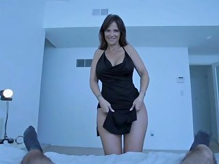 My Lonely Busty Stepmom Wanted To Cuddle All Night Long Porn Videos