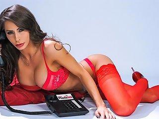 Madison Ivy Jean Val Jean In 1 800 Phone Sex Line 6 Brazzersnetwork Txxx Com