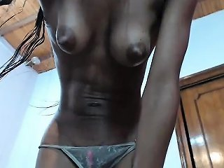 Black Ebony Cock For Her White Ass Nuvid
