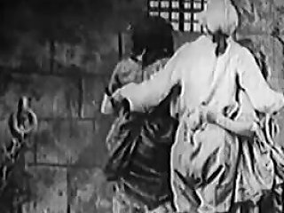 Very Classic Antique Porn From The 1920's Showing A