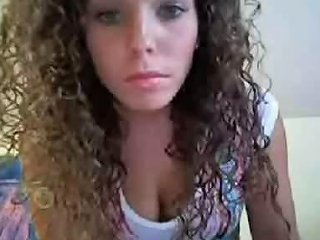 Amateur Curly Haired Babe Dildo Bate No Sound Free Porn 62