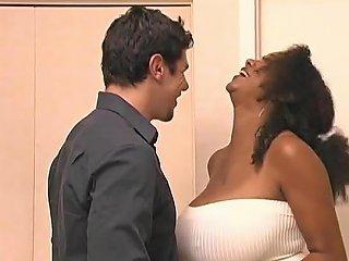 Ebony Beauty With Huge Tits Hets Fuck Porn 6b Xhamster