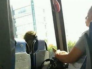 Masturbation In Bus 43
