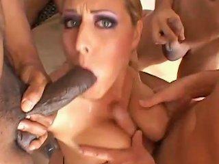 Velicity Von Blowbang Cum Gargling Deepthroat Free Porn 92