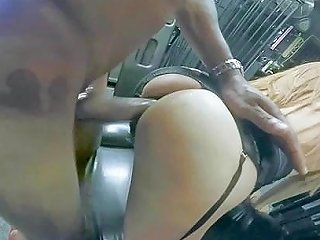 Anal Destruction 1 Layla In A Dungeon Shemale Porn C7
