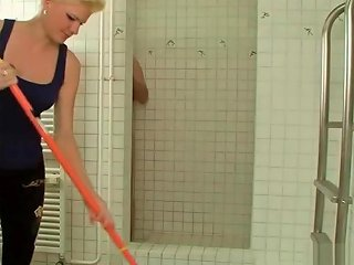 Mature Blonde Bint Has Her Beaver Drilled Hdzog Free Xxx Hd High Quality Sex Tube