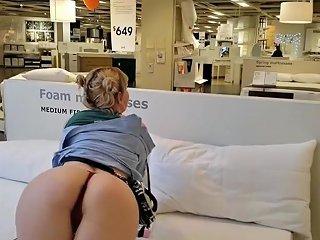 Manyvids Britkitty Public Flashing In Ikea Hdzog Free Xxx Hd High Quality Sex Tube