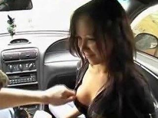 Sex With A Cute Brunette In The Car Free Porn 6b Xhamster
