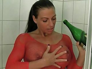 Champagne For The Pussy Free Girls Masturbating Porn Video