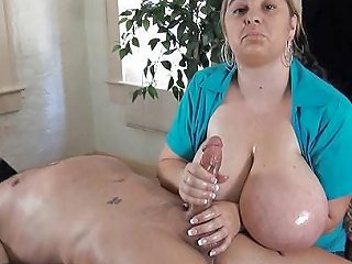 Cfnm Busty Handjob Erection Lost In Cleavage Free Porn 1d