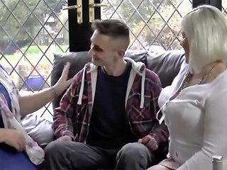 Two Grannies Show Him How The Sex Is Done Hdzog Free Xxx Hd High Quality Sex Tube