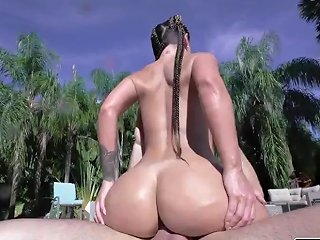 Jada Stevens Pounding Jada S Big Ass