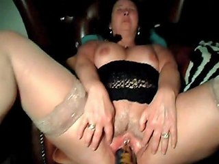 Check My Milf Mature Wife Fucked With Baseball Bat And