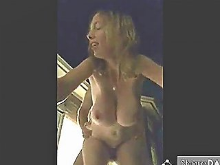 Attractive Girl With Big Tits Homemade
