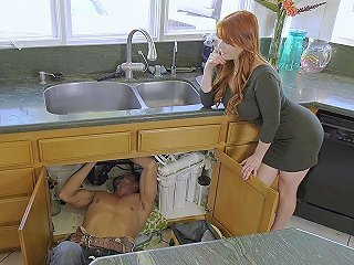 Horny For The Handyman