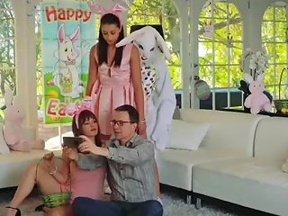 French Hairy Teen Uncle Fuck Bunny