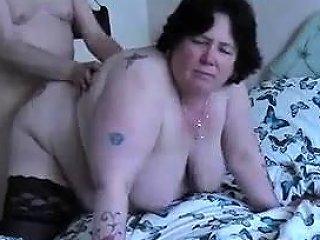Natural Big Boobs And Fat Ass Lena Paul Doggystyle Fucks