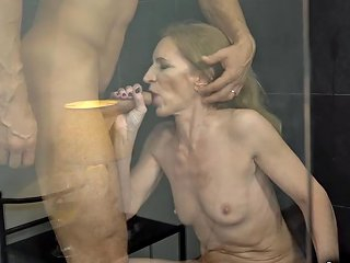 Young Stud Loves It When Mature Woman Porn Videos