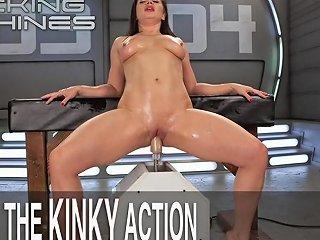 Fuck Machines Make Karlee Squirt 124 Redtube Free Masturbation Porn