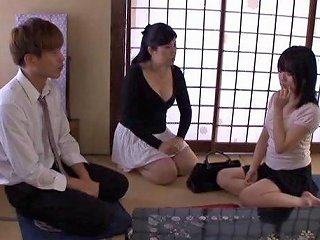 Chubby Japanese Mom Kaori Sakuragi Gets Fondled And Banged Any Porn