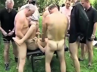 Extreme German Outdoor Fuck Party Drtuber