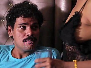 Desi Saali Seducing Jijaji Fucking Him Later Does Lesbian