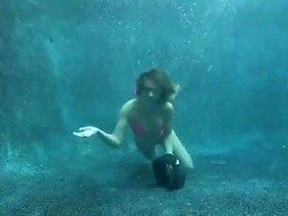 Callie Calypso Underwater Lovers