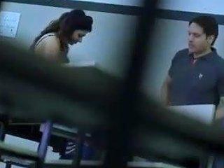 Desi Secretary Fucked By Her Boss In Office