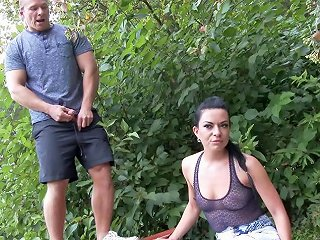 Hot Black Haired Girl And Her Partner Are Here To Pee On Each Other