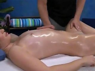 Brunette Massage