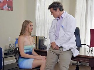 Doggy And Cowgirl Style Office Fuck With Blonde Ashley La Any Porn