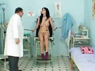 Busty Adriana Tits And Pussy Gyno Exam At Kinky Clinic Drtuber