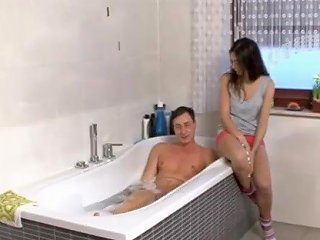 German Brother And Sister In Bathroom Porn Ce Xhamster