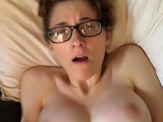 Busty Girl Playing With Toy Before Taking Huge Cumshot Txxx Com