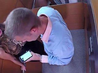 Amirah Adara Fucks A Stranger Stuck In The Elevator Txxx Com