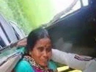 Desi Neighbor Bhabhi Caught And Fucked Outdoor
