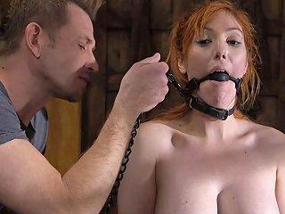 Hot Busty Redhead Anal BDSM Banged Porn Videos