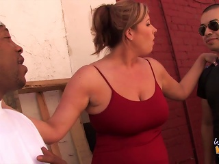 Stunning Zoey Andrews Has Interracial Sex In Front Of Her Cuckold