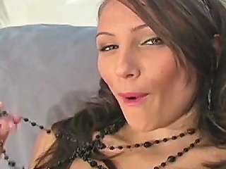 Luxurious Lady Doing Her Sissy
