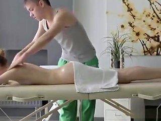 Cute Teen Gets Nailed After A Massage Txxx Com