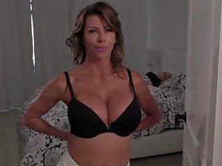 Brunette Mom Sex And Cumshot Upornia Com