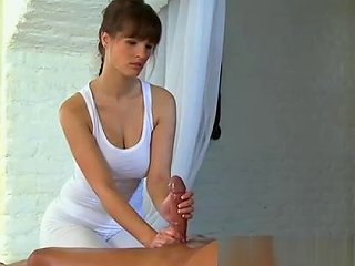 Massage Rooms Busty Masseuse Rita Tender Loving Care