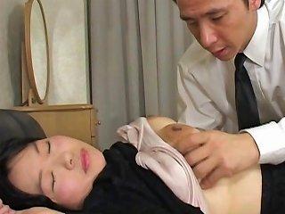 Japanese Mature Chick Has Hot Sex Part6