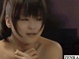Giant Japanese Naked Babe Masturbates Tentacle Monster Drtuber