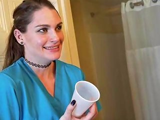The Nurse A The Sperm Bank Sucked My Dick