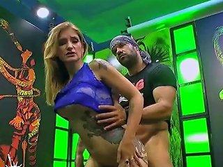 Monster Cock Destroying Adreena Winters Ass German Goo Gir