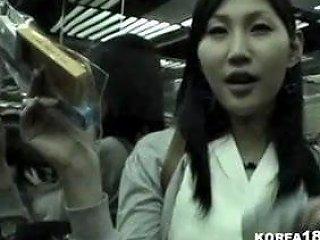 Korean Room Salon Hostess Is Nasty