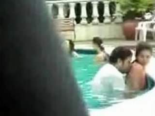 Caught Sex In Swimming Pool Free Outdoor Porn 06 Xhamster